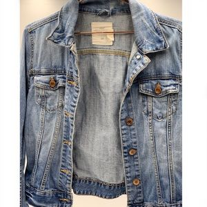 H&M Jackets & Coats - H&M LOGO Denim Jacket